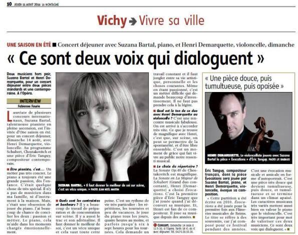 Article Vichy