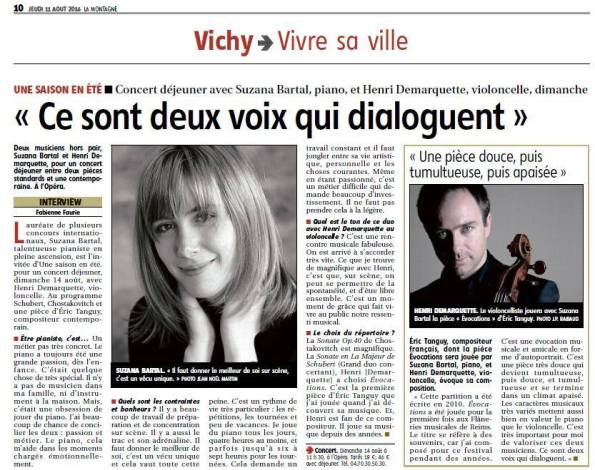 Article Vichy