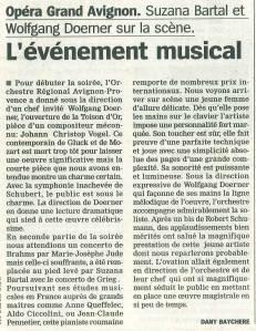 Critique Le Marseillais 03 02 15