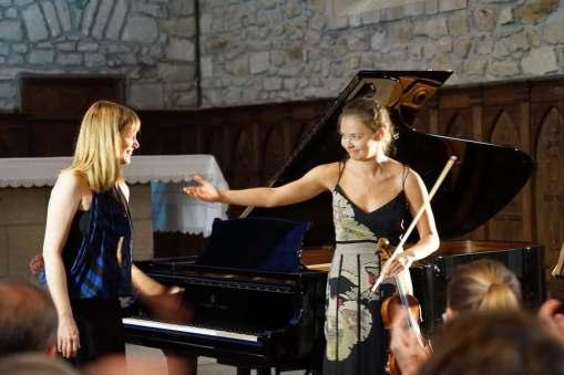 Avec Alexandra Conunova 2020