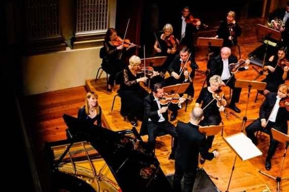 Avec l'Orchestre de Madère 2020