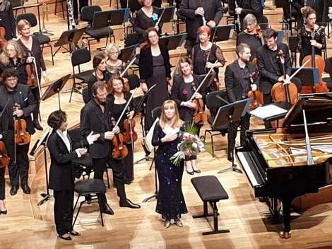 Philharmonie avec Marzena Diakun
