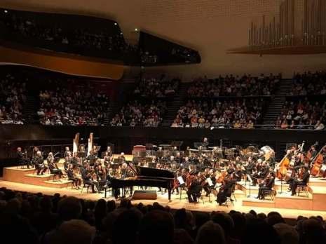 Philharmonie oct 2019